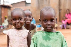 Budowa domu dla bezdomnych dzieci w Ugandzie